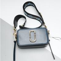 Tas Marc Jacobs Snapshot Camera Bag Blue Original