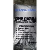CARBON ACTIVE / KARBON AKTIF / ACTIVATED CHARCOAL /GRANULAR 20KG gojek