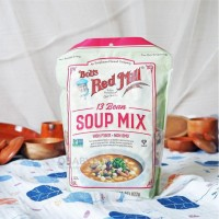 Bobs Red Mill 13 Beans Soup Mix 822g