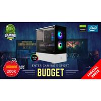 Paket PC Enter Gaming E-Sports BUDGET