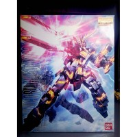 MG 1/100 Banshee Gundam BANDAI Master Grade NEW Original MIB Unicorn