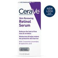 CeraVe Skin Renewing Retinol Serum Anti Aging Retinol Cream Fine Lines