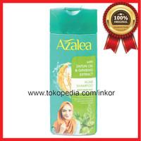 NATUR AZALEA HIJAB SHAMPOO WITH ZAITUN OIL GINSENG EXTRACT 180ML