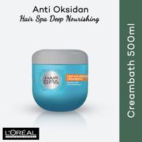 LOREAL Hair Spa Creambath DEEP NOURISHING/DX 500 gram