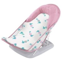 Summer - Deluxe Baby Bather SEAHORSE PINK