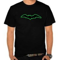 Kaos Distro Baju Tshirt Batman black