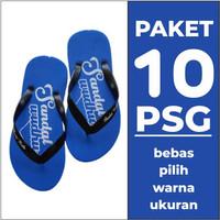 sandal wudhu sandal masjid musholla sendal wudhu - 10 pasang
