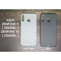 Softcase ASUS ZENFONE 5 ZE620KL - Casing Soft TPU Silicon Jelly Case