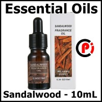 Pure Essential Oils Aromatherapy Diffusers 10ml Sandalwood KayuCendana