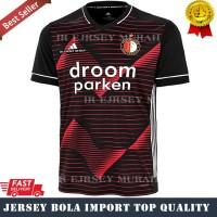 Jersey bola Grade Ori Feyenoord Away Terbaru 2020 2021 Import