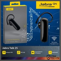 JABRA TALK 25 EARPHONE WIRELESS HEADSET BLUETOOTH HANDSFREE ORIGINAL
