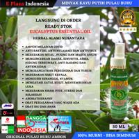 Minyak Kayu Putih Asli Pulau Buru Ambon / Murni 100% Original / Spray - 50 ML