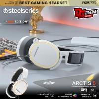 Steelseries Arctis 5 White RGB 7.1 DTS:X Surround - Gaming Headset