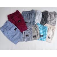 Celana Pendek Anak Laki Harian kolor 5-7 tahun Murah