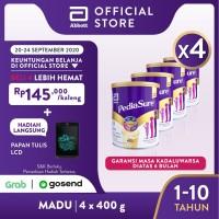 Pediasure Madu 400 g (1-10 tahun) Susu Formula Pertumbuhan - 4 klg