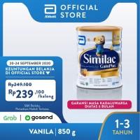 Similac GainPlus Vanila - 850gr