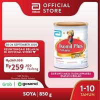 Isomil Plus Advance Soya 850 g (1-10 tahun) Susu Pertumbuhan Bubuk