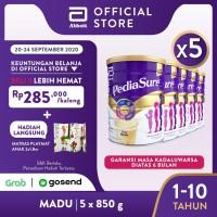 Pediasure Madu 850 g (1-10 tahun) Susu Formula Pertumbuhan - 5 klg