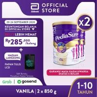 Pediasure Vanila 850 g (1-10 tahun) Susu Formula Pertumbuhan - 2 klg