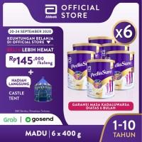 Pediasure Madu 400 g (1-10 tahun) Susu Formula Pertumbuhan - 6 klg