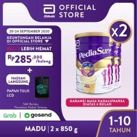 Pediasure Madu 850 g (1-10 tahun) Susu Formula Pertumbuhan - 2 klg