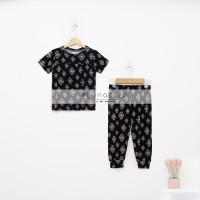 Lunaci Black Ethnic Pyjamas Kids