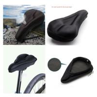 Jok Cover Sepeda Empuk 3D Foam Cover Sadel LPS008MT