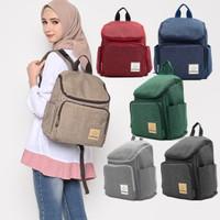 PAPAMAMA 1005 diaper ransel backpack - MERAH