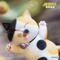 BLIND BOX ACTOYS CAT BELL GEN 3 KUCING GAYA