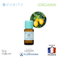 FLORIHANA - LEMON | Essential oil for your young living - 15g 17.86ml