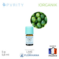 FLORIHANA - LIME | Essential oil for your young living - 5g 5.80ml