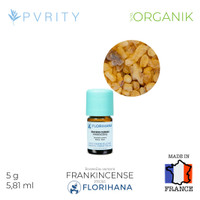 FLORIHANA - FRANKINCENSE | Essential oil for your young living - 5g 5.81ml