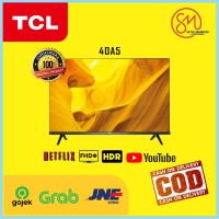 TCL 40A5 40 Inch FHD Smart LED TV Android 9.0 HDR Netflix Youtube Wifi