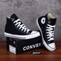 Converse CT All Star Classic Black White Hitam Putih High BNIB