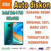 Xiaomi Redmi Note 9 PRO 6/64 RAM 6Gb ROM 64Gb New Garansi Resmi