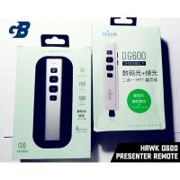 HAWK G600 Spotlight Magnifier Green Laser Wireless Presenter Pointer
