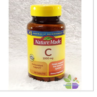 nature Made Vitamin C 1000mg Tablet 100