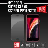 HYDROGEL ANTI GORES IPHONE SE 2020 / SE 2 PREMIUM SUPER CLEAR QUALITY