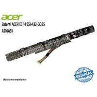 Baterai Acer Aspire ES 14 ES1-432 ES1 432 E5-475G AS16A5K Original