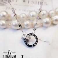titanium kalung wanita 21z28