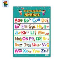 Poster Edukasi Anak Full Colour