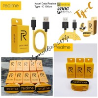 Data Cable Realme Type-C 2.0A Fast Charging 100cm Kabel Realme Tipe-C