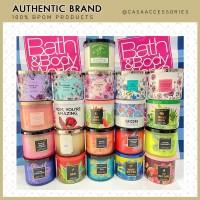 BBW Bath and Body Works Aromatherapy 3 WICK CANDLE STRESS RELIEF RELAX - MangoMaiTai