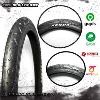 Ban Luar Sepeda 18 x 1.75 355 KENDA Nylon