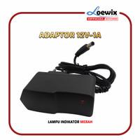 Loewix Adaptor 12V-1A (Model Baru)