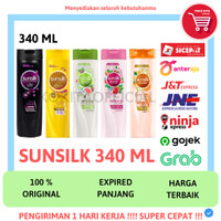 SHAMPOO SUNSILK HIJAB 340 ML SHAMPOO SHAMPO SAMPO SUNSILK HIJAB 340 ML - RANDOM