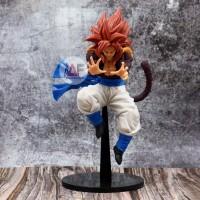 Action figure Dragon Ball Gogeta Super saiyan 4 Goku vegeta fushion