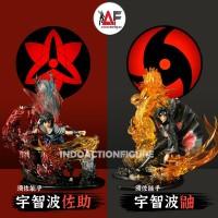 Action figure Naruto Sasuke ft Itachi battle ver Kizunarelation FZO