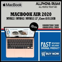 MacBook Air 2020 13.3'' 512GB Up to 3.5GHz MVH22 MVH42 MVH52