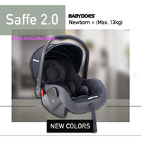 BabyDoes Saffe Infant Baby Carrier BD 4022 /Car Seat /Kursi Mobil Bayi